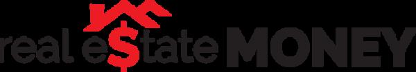 real estate money logo design graphic alchemy
