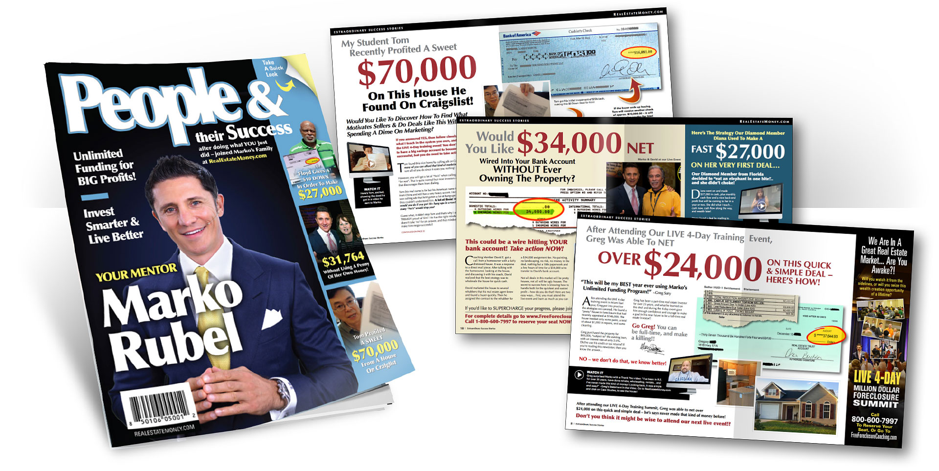 pitch deck presentation powerpoint magazine