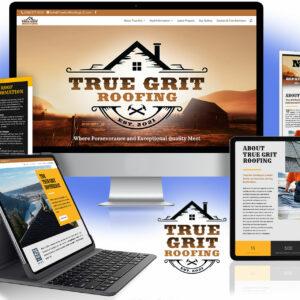 marketing bundle sale website brochure flyer logo