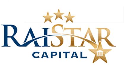 RaiStar Capital logo design graphic alchemy
