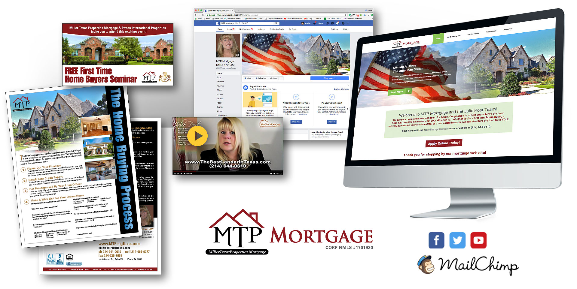 mtp mortgage brand package